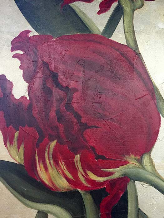 Crimson Crescendo by Brian O'Neill, Detail