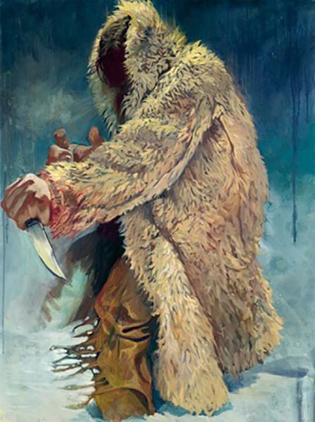 Crow Killer by Gabe Leonard