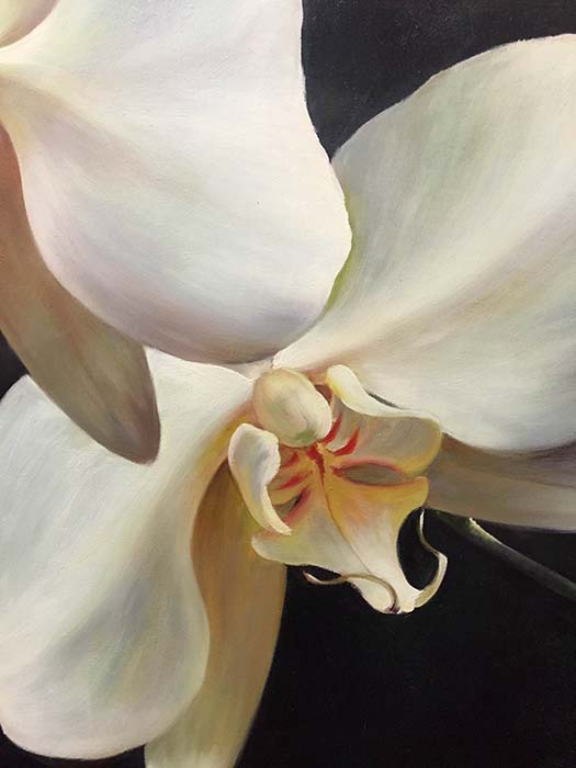 Delight by G. Salman, Detail