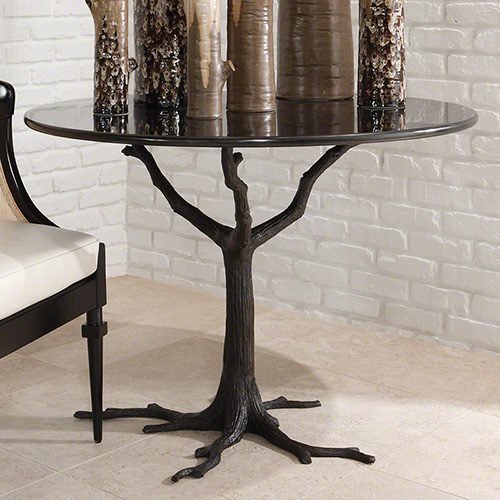 Faux Bois Dining Table - 8.81054