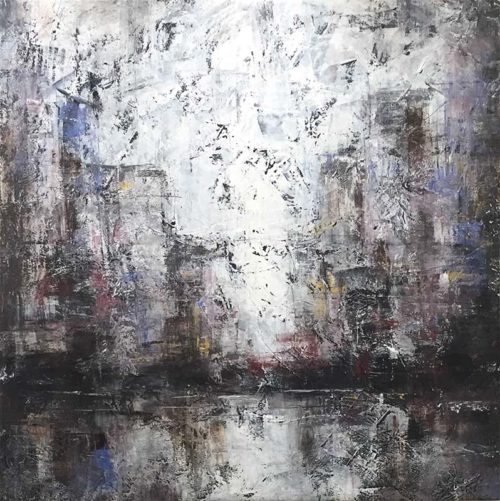 Midtown Mist by Lena Guavo, Overview