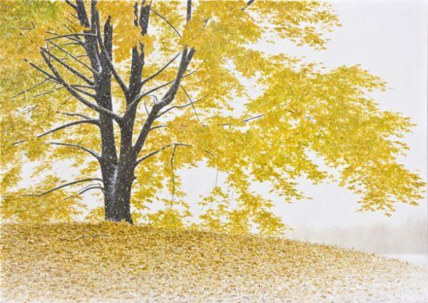 Early Autumn Snowfall - Collector's Edition