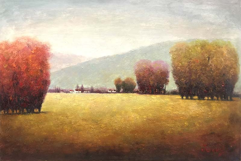 Early Fall by Jeremy, Overview