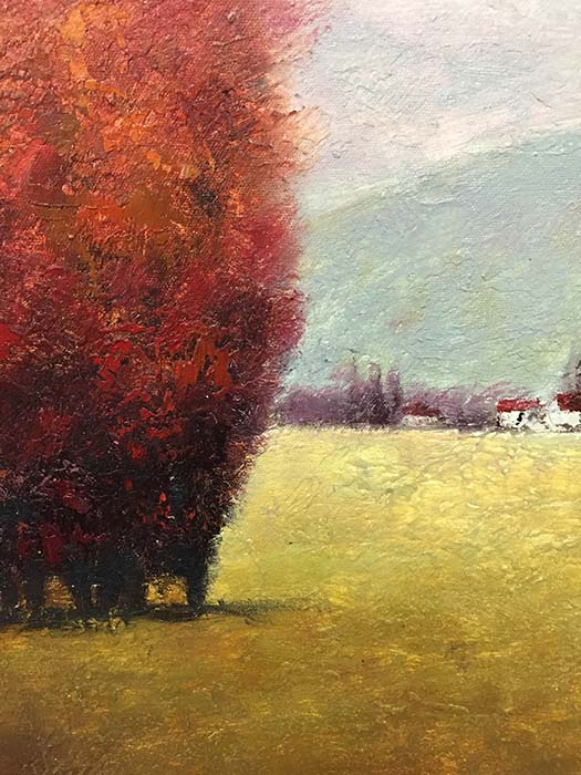 Early Fall by Jeremy, Detail