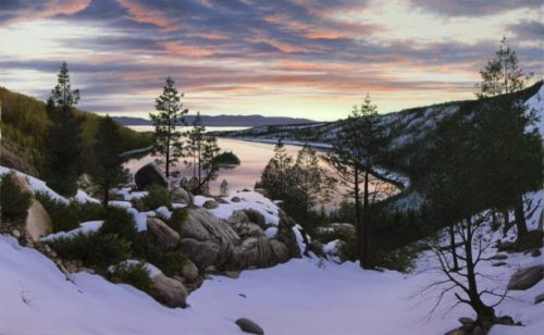 Emerald Bay Sunrise - Limited Edition