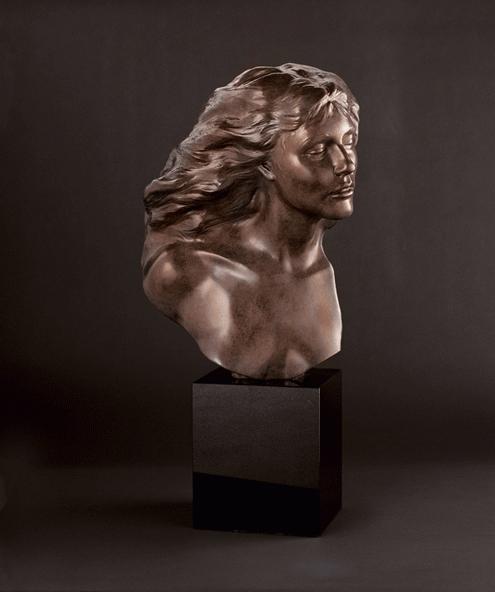 Enigma - Bronze Sculpture