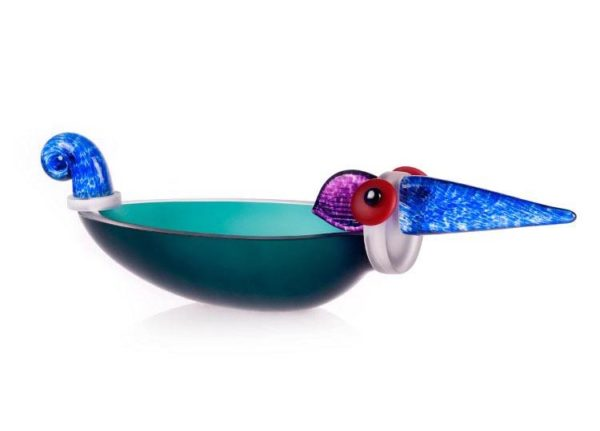 Ente/Duck, Small: 24-01-29 in Green