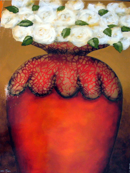 Estate Bouquet I by Lun Tse
