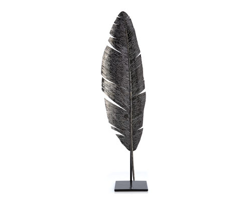 Black Feather Limited Edition Sculpture