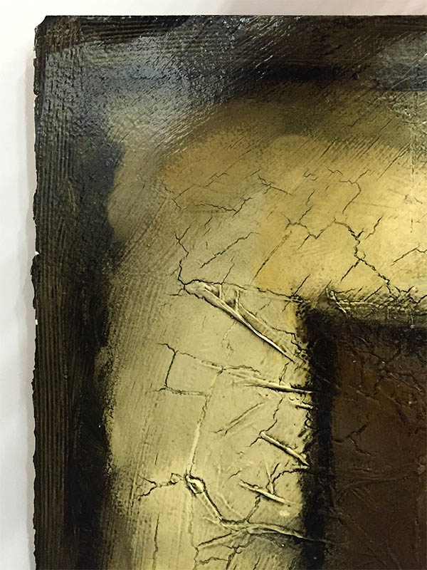 Figure Study IV by David Martin, Texture
