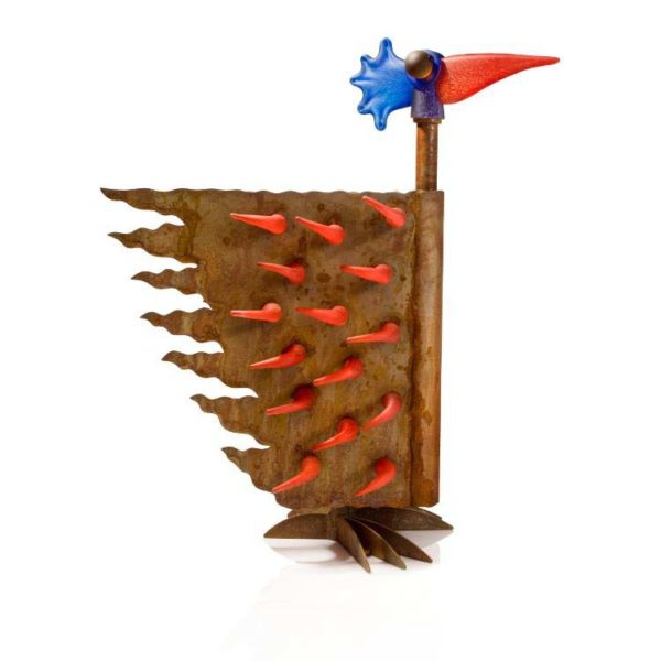 Firebird, Small: 24-32-09 Outdoor Sculpture