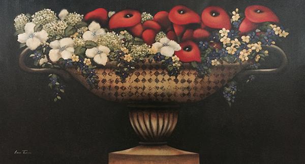 Fresh Garden Bouquet by Lun Tse