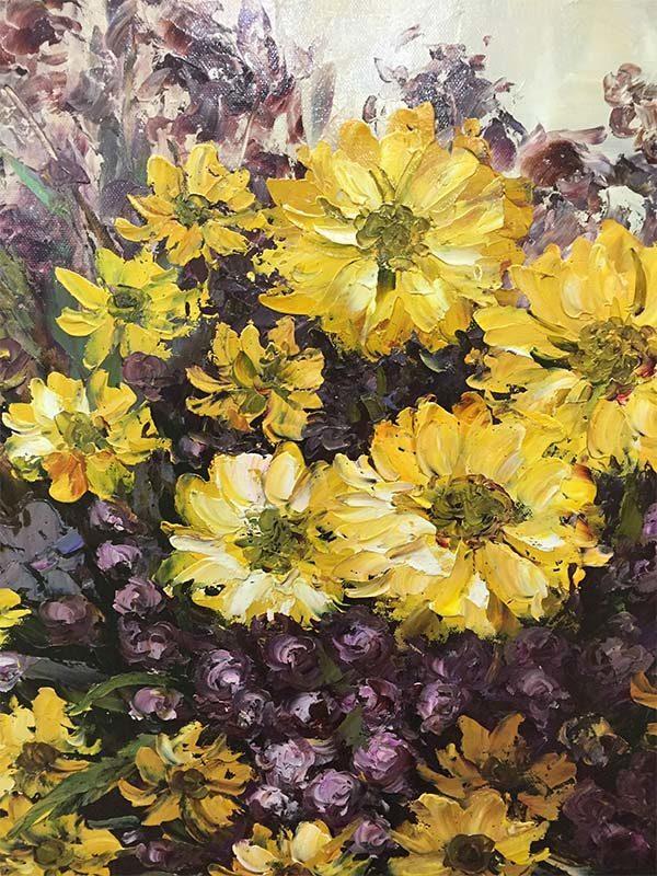 Full Bloom by Jamie Lisa, Detail
