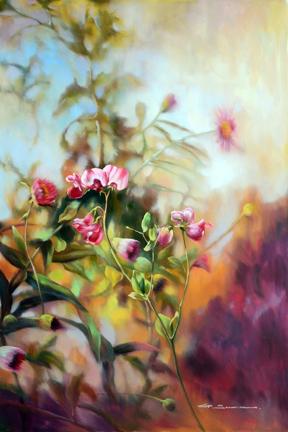 Garden Splender II by G. Salman