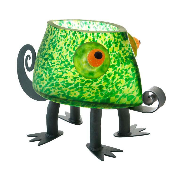 Gekko Bowl: 24-03-05 in Green