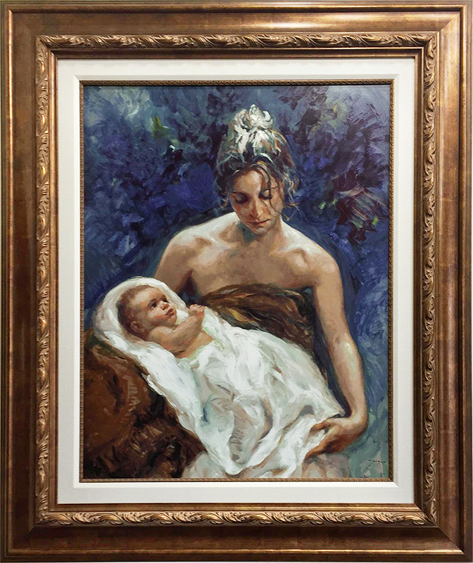Genesis, Framed by Jose Royo, Overview