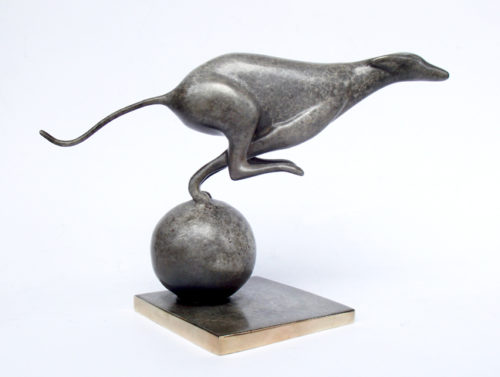 Greyhound - Sculpture #301