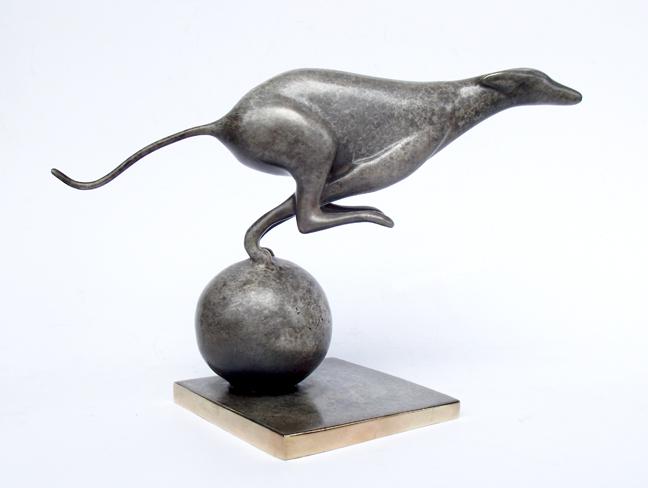 Greyhound - Sculpture #301