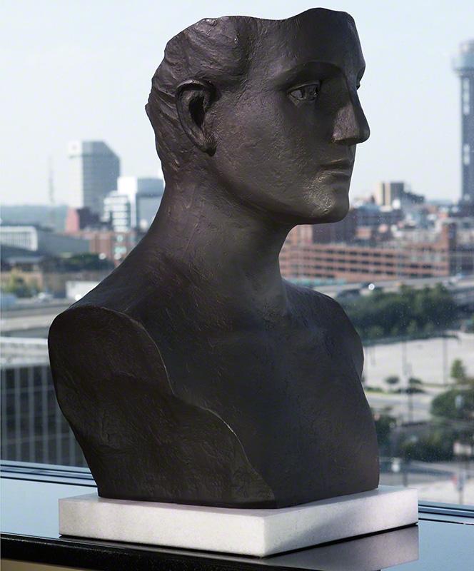 Head Sculpture - 8.80029