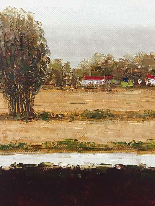 Horizon II by Van Matino, Detail