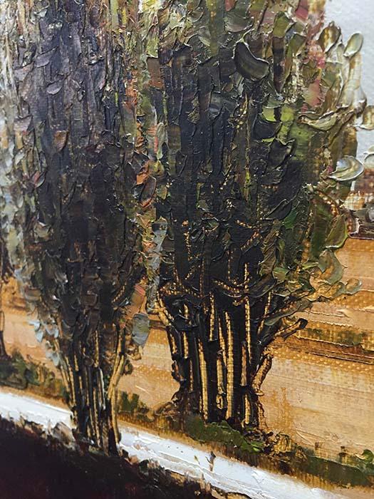 Horizon II by Van Matino, Texture