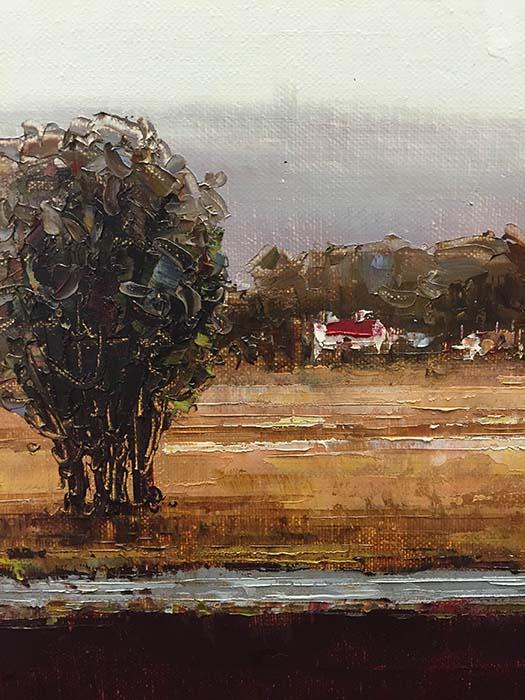 Horizon III by Van Matino, Detail
