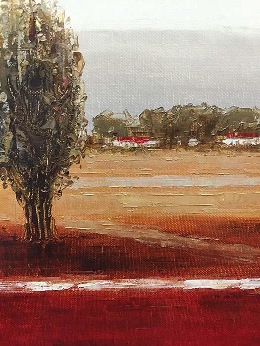 Horizon IV by Van Matino, Detail