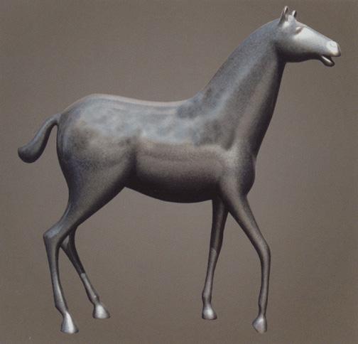 Horse, Large Studio - Sculpture #392
