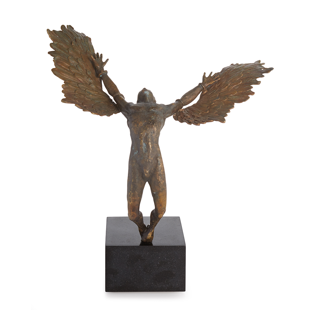 Icarus Limited Edition Sculpture, Item #176043