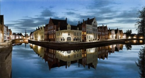 In Bruges After the Rain - Limited Edition
