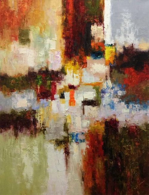 Interlude I by Dean Moyer, Overview