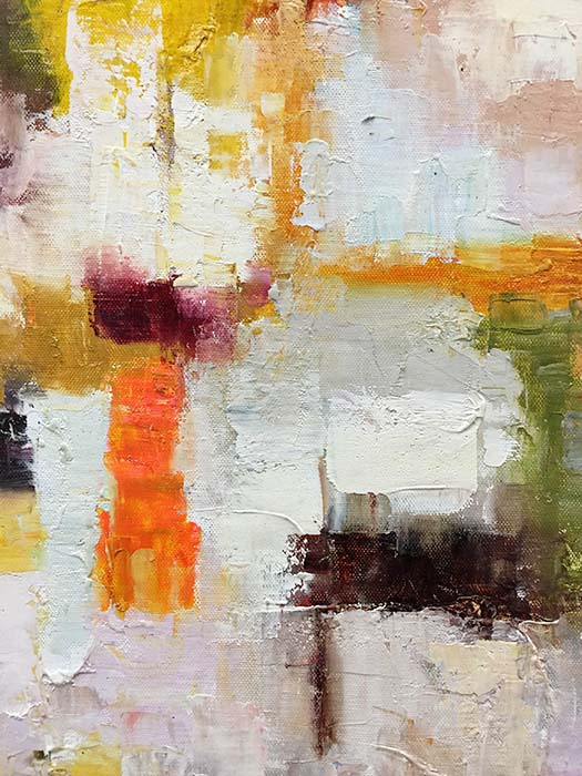 Interlude I by Dean Moyer, Detail