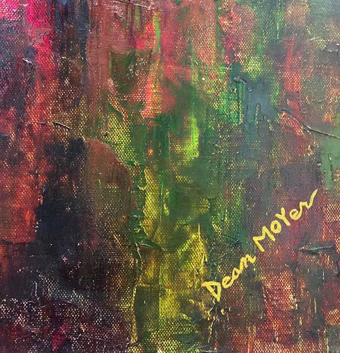 Dean Moyer - Interlude II, Signature