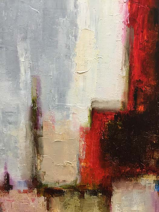 Dean Moyer - Interlude III, Detail