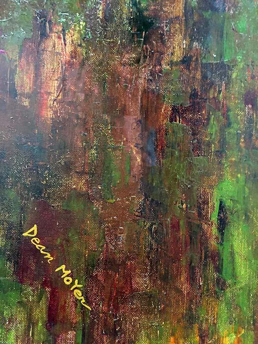Dean Moyer - Interlude III, Signature