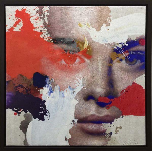 Intrigue by Pedro Velver, Framed