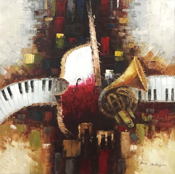 Keys of Harmony II by Tony Anderson, Overview