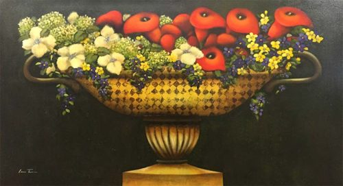 Fresh Garden Bouquet by Lun Tse, Overview