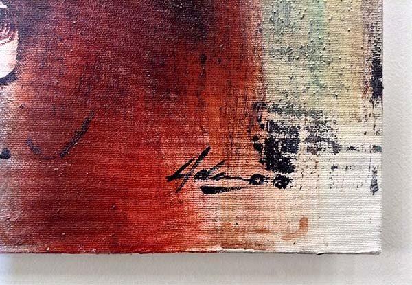 Le Donne - Original Oil Painting, View 3