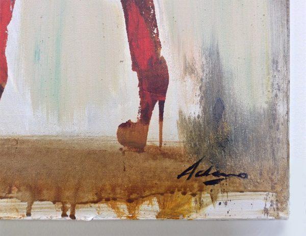 Le Donne I - Original Oil Painting, View 3