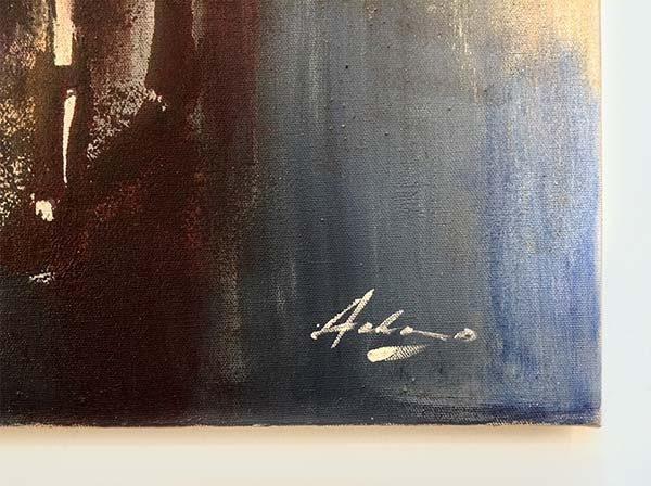 Le Donne II - Original Oil Painting, View 3
