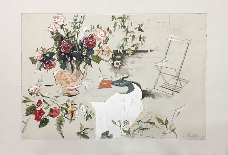Le Jardine by Mary Dulon, Overview