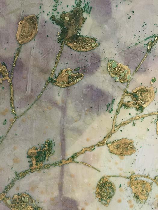Lilac Dream by Lun Tse, Detail