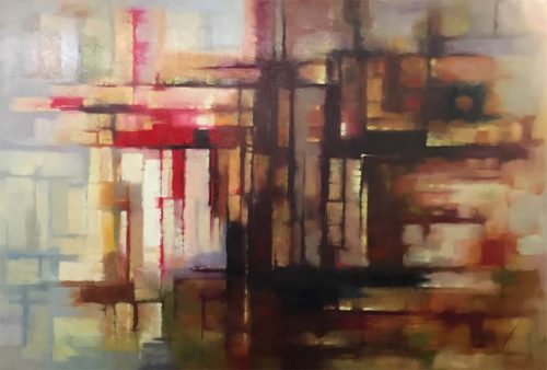 Linear Motion III by Jeff Dixon, Overview