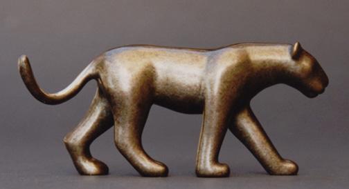 Lioness, Noahs - Loet Vanderveen Bronze Sculpture