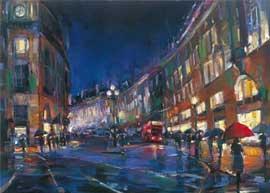 London Rain - Small