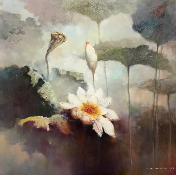 Lotus Blossom by Stefan Yi, Overview