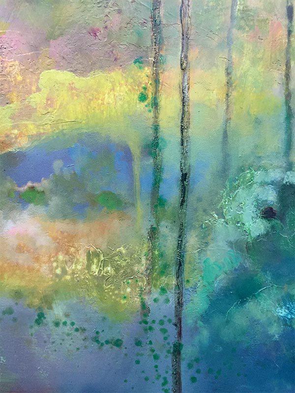Lotus Flower Duet III, Background