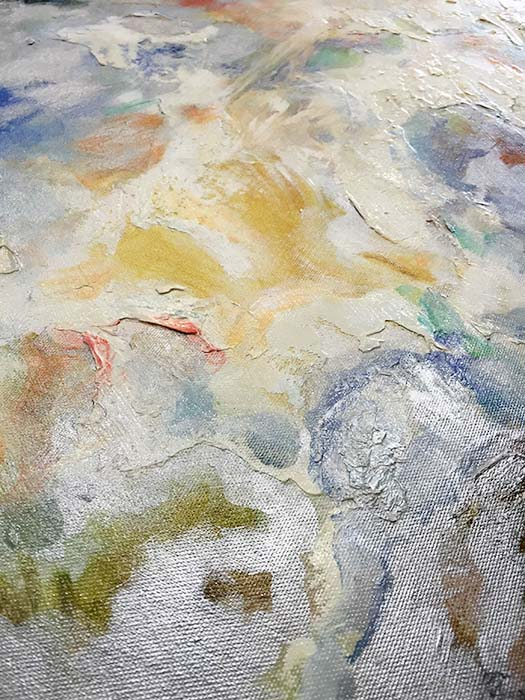 Luminous Dream II by Sung Min Kim, Texture