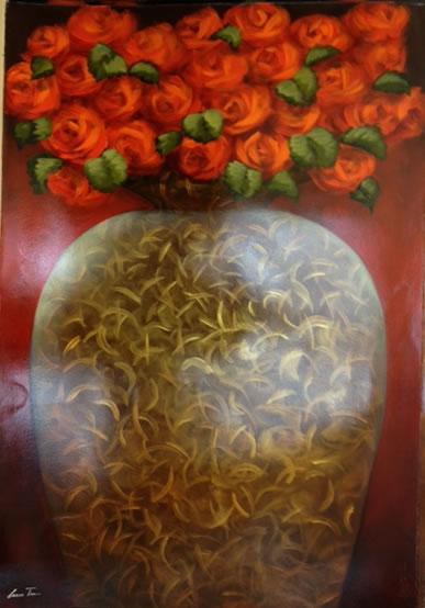Estate Bouquet V Lun Tse Artwork